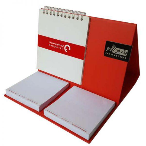 تقویم رومیزی یادداشت دار کد PN014